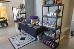 20170310 - Mulbarton Shop Setup 2017